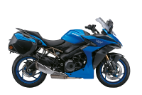 GSX-S1000GT Travel Edition